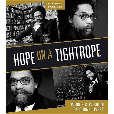 Hope on a Tightrope - by  Cornel West (Paperback) - image 1 of 1