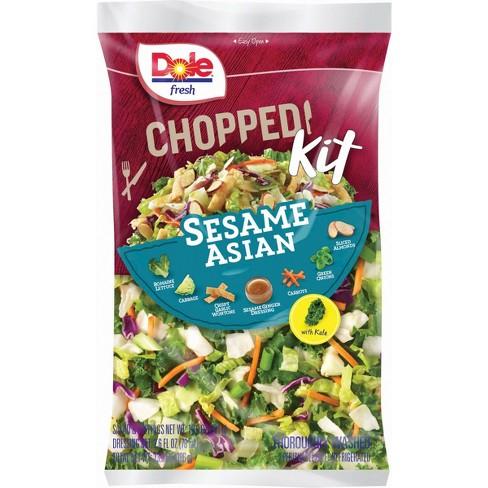 Dole Sesame Asian Chopped Salad Kit - 13.6oz - image 1 of 2