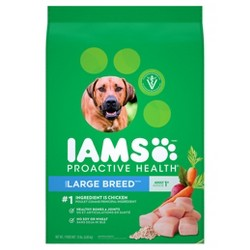 Iams ProActive Health Adult Large Breed Chicken Flavor Dry Dog Food