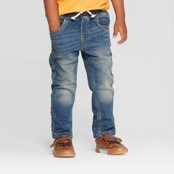 Toddler Boys' Skinny Jeans - Cat & Jack™ Medium Vintage Wash