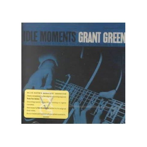 Grant Green - Idle Moments (CD) - image 1 of 1