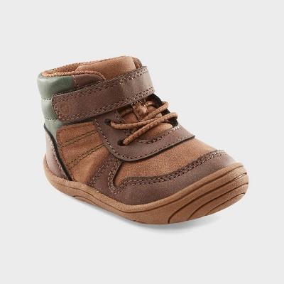 Baby Boys' Stride Rite Hiker Sneakers - Brown