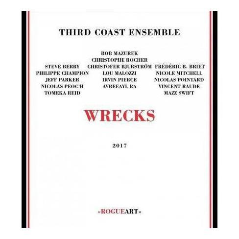 Third Coast Ensemble - Wrecks (CD) - image 1 of 1