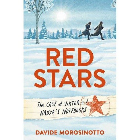 Red Stars - by  Davide Morosinotto (Hardcover) - image 1 of 1