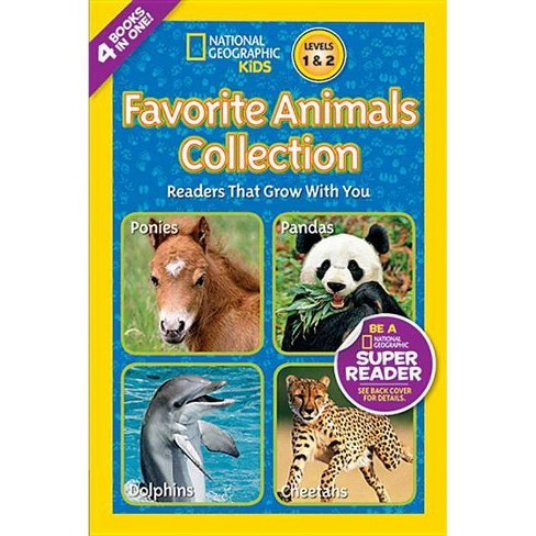 d3404cf8 Favorite Animals ( National Geographic Readers, Levels 1 & 2) (Paperback)