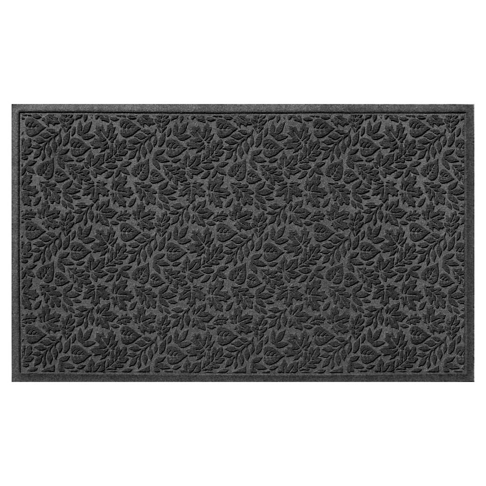 Charcoal Heather Doormat - (3'X5') - Bungalow Flooring