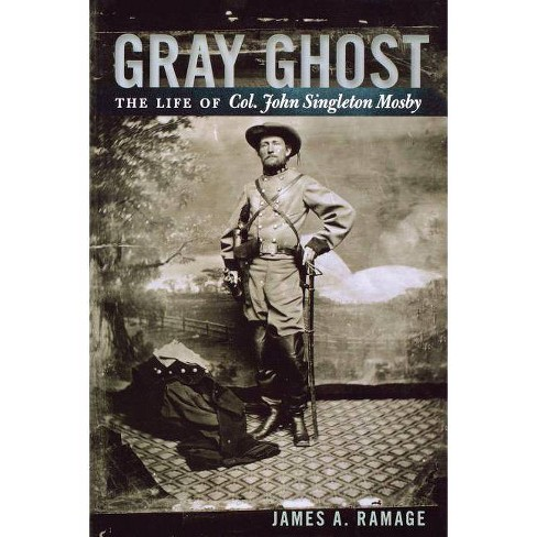Gray Ghost - by  James A Ramage (Paperback) - image 1 of 1