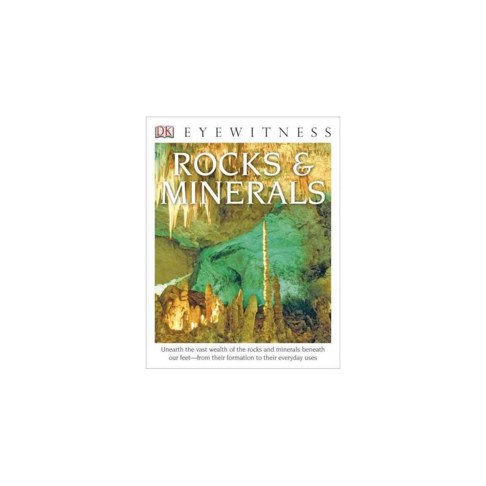 Eyewitness Rocks & Minerals (Paperback) (Dr. R. F. Symes)