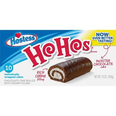 Hostess Ho Hos - 10ct/10oz