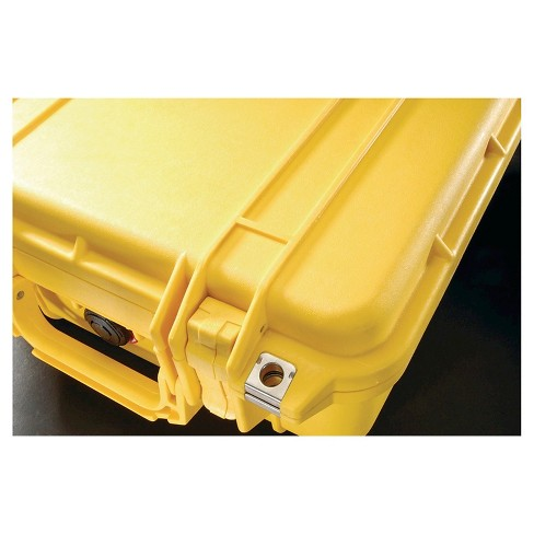 Pelican 1400 Protector Case(tm) With Pick N Pluck Foam - Yellow - image 1 of 1