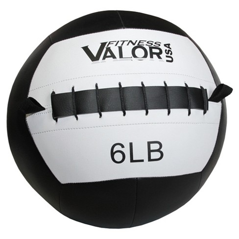 Valor Fitness WB-6 6lb Wall Ball - image 1 of 1