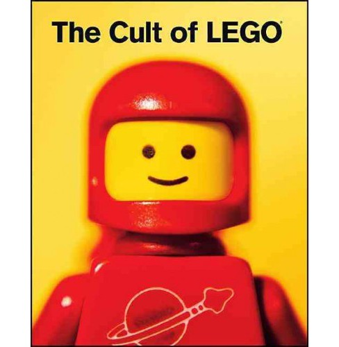 The Cult of LEGO (Hardcover) - image 1 of 1