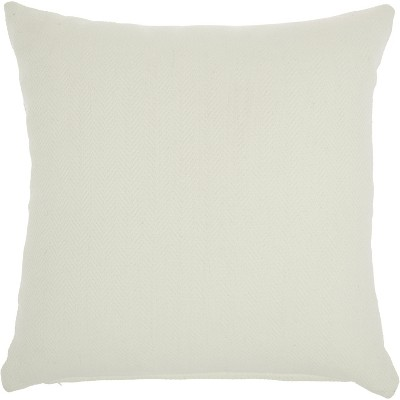"Outdoor Pillows SS901 Ivory 18"" x 18"""