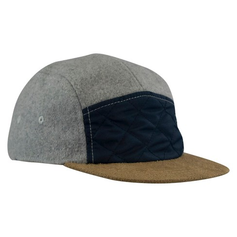 6f5721b7c3e Toddler Boys  Faux Wool 5 Panel Baseball Cap Cat   Jack™ - Heather Gray