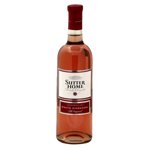 Sutter Home® White Zinfandel - 750mL Bottle - image 1 of 1