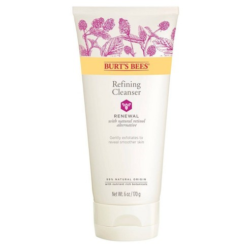 Burt's Bees Renewal Refining Cleanser - 6oz - image 1 of 4