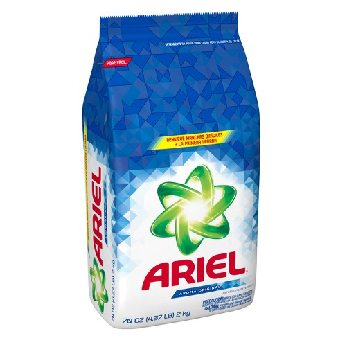 Ariel Original Laundry Detergent Powder 70oz Target