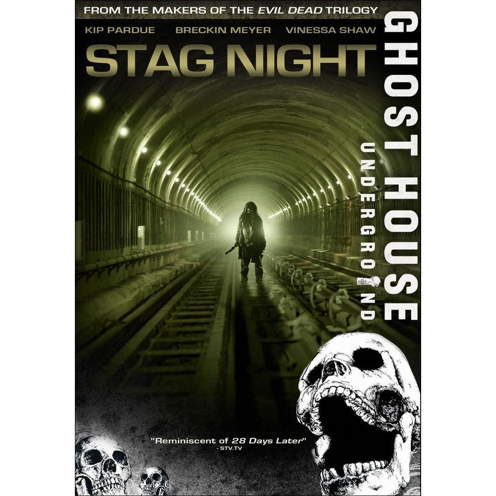 Stag Night (Dvd), Movies