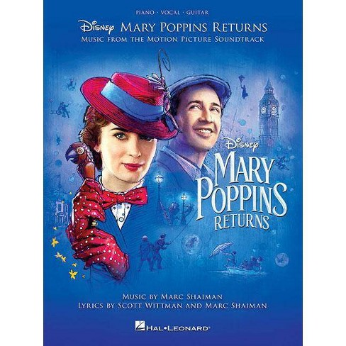 Mary Poppins Returns - (Paperback) - image 1 of 1