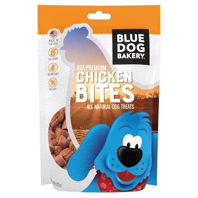 Blue Dog Bakery Chicken Bites Chewy Dog Treats - 7.8oz