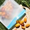 (re)zip Leak-Proof Lay Flat Aqua Lunch Bag - 2pk - image 4 of 4