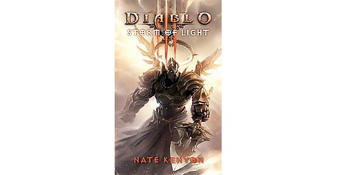 Storm of Light -  (Diablo III) by Nate Kenyon (Paperback) - image 1 of 1