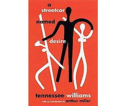 Streetcar Named Desire (Paperback) (Tennessee Williams) - image 1 of 1
