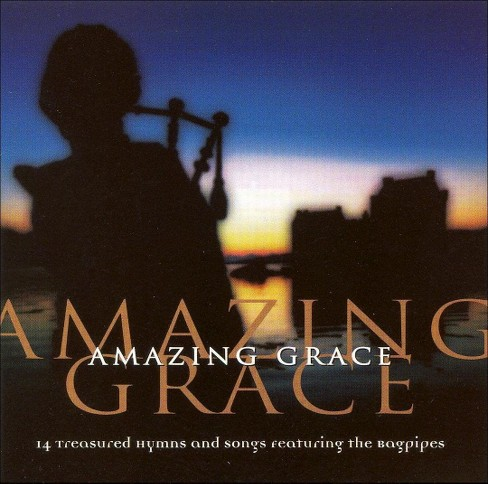 Various - Amazing grace (CD) - image 1 of 1