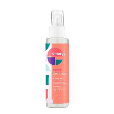 Emerge Hair Care Shine Oil Serum - 4 fl oz