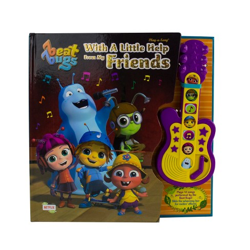 GUITAR MINI DELUXE - BEAT BUGS - image 1 of 1