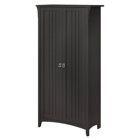 Salinas Tall Storage Cabinet With Doors, Target Storage Cabinets Furniture