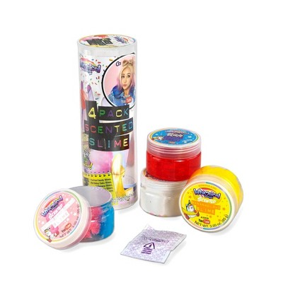 Whimsical By Wengie Slime 4pk Target