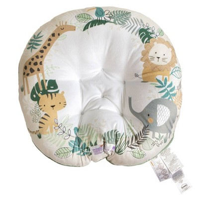 Boppy Preferred Earth-Tone Safari Newborn Lounger