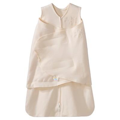 HALO® Sleepsack® 100% Cotton Swaddle - Cream - S