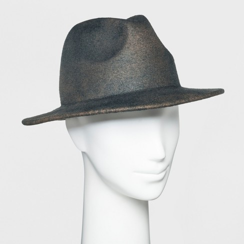 09dff1e560b Women s Panama Hat - Universal Thread™ Teal   Target