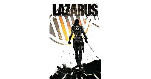 Lazarus : The Second Collection (Deluxe) (Hardcover) (Greg Rucka) - image 1 of 1