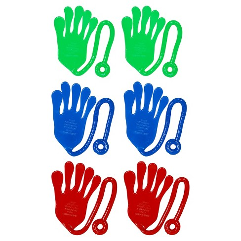 6ct Jumbo Sticky Hand - Spritz™ - image 1 of 2