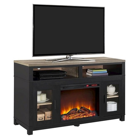 Paramount Electric Fireplace Tv Stand For Tvs Up To 60 Wide Room