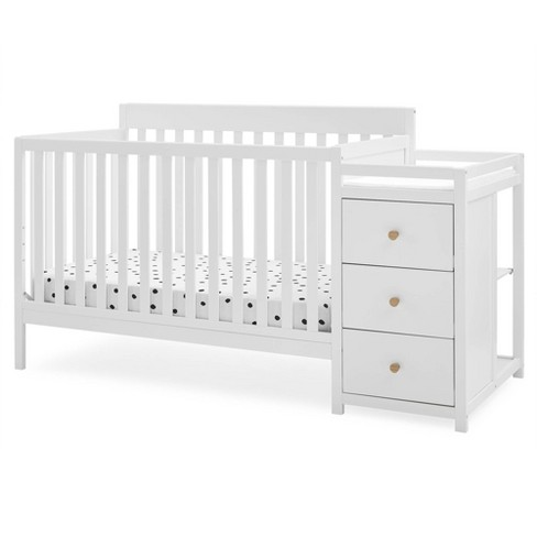 Delta Children Flynn Convertible Crib and Changer - image 1 of 4
