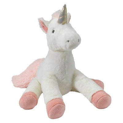 Lambs & Ivy Plush Unicorn - Dawn