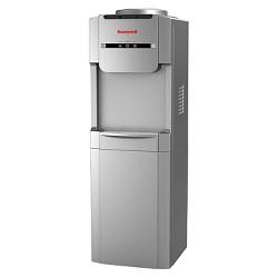 Honeywell Antibacterial Freestanding Top-Loading Water Dispenser Silver - HWBAP1073S