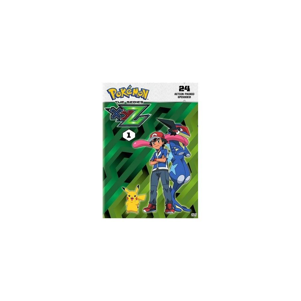 Pokemon The Series:Xyz Set 1 (Dvd)