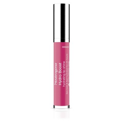 Neutrogena Lip Gloss Hydro Boost Hydrating Lip Shine - 0.12oz