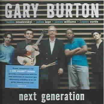 Gary Burton - Next Generation (CD)