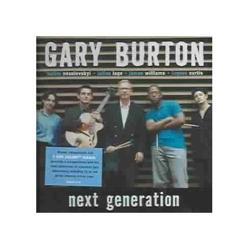 Gary Burton - Next Generation (CD) - image 1 of 1