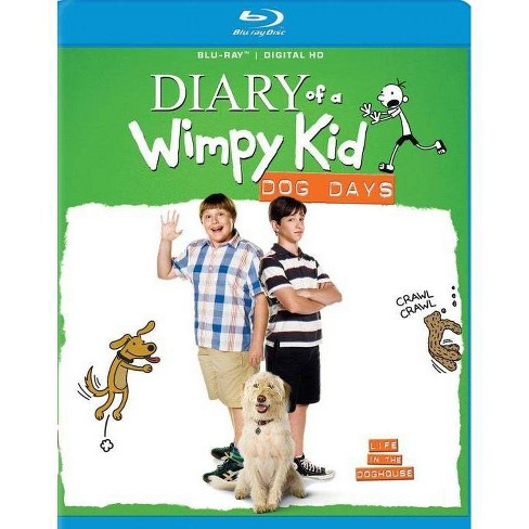 Diary Of A Wimpy Kid: Dog Days (Blu-ray) - image 1 of 1