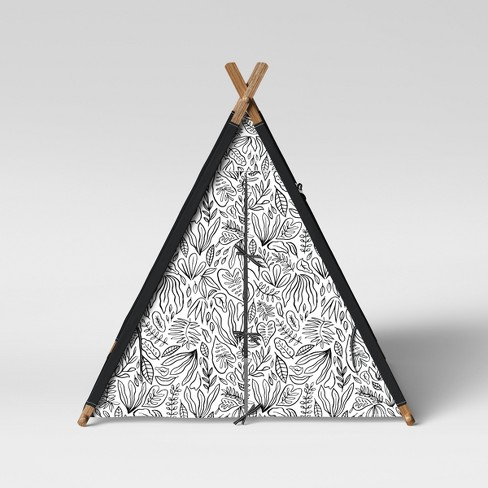 Color Your Own Tent A Frame Tent - Pillowfort™ - image 1 of 7