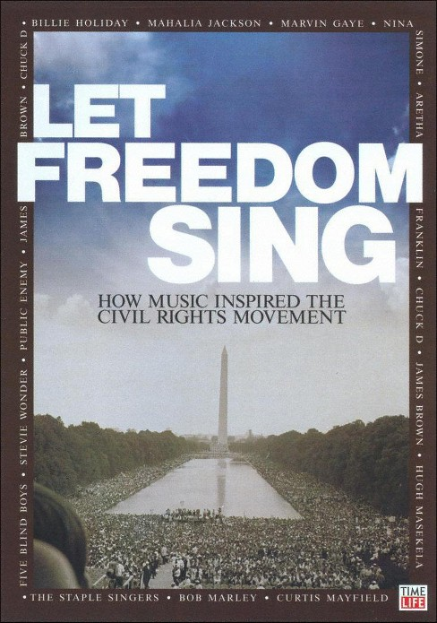 Let freedom sing:How music inspired t (DVD) - image 1 of 1