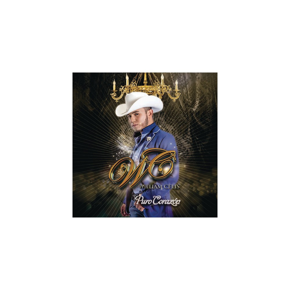 William Celis - Puro Corazon (CD)