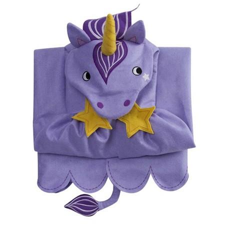 Unicorn Cloak For Kids Dress Up Imaginative Play, Purple - Magic Cabin - image 1 of 2